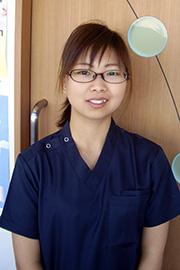 動物看護士 大澤 茉音
